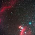 『バーナードループと馬頭星雲」』の画像