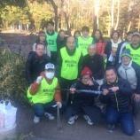 『毎月10日は朝8時から戸田市の市役所南通り清掃活動を行っています』の画像