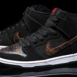 『HUF x NIKE SB DUNK HIGH』の画像
