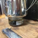 『アルミ缶アルコールストーブ』の画像