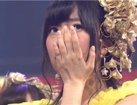 HKT48指原莉乃 大島優子の卒業に「涙が止まらない」