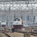 『ジャカルタコタ駅での長距離列車客扱い再開他(5月29日~)』の画像