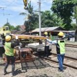 『何故始まらない電車運転??ソロ市内の工事進捗状況と最新動向』の画像