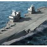 イギリス空母のクイーン・エリザベスが就役!イギリス海軍史上最大6万5000トン