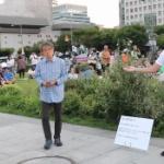 【動画】韓国、ソウルの反日デモの横で日本人が「フリーハグ」を始める!結果は… [海外]