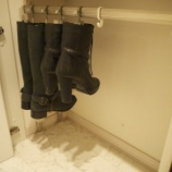 『玄関のお片づけ シューズクローゼット その2』の画像