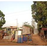 『西アフリカ、ブルキナファソ。』の画像