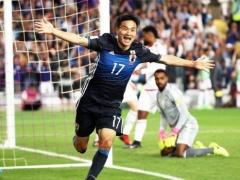 【 日本代表×UAE 】試合終了!後半早々に今野がゴール!その後はしっかり守り切り2-0で日本勝利!