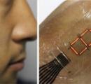 貼り付ければ皮膚がそのままディスプレイに――東大の研究グループが超柔軟有機LEDの開発に成功
