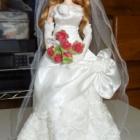 『ウェディングドレス姿のジェニー』の画像