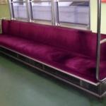 電車で座ろうとする→ババア「この座席とってる」 ボク「ほーん、で?」→座った結果
