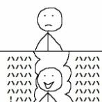 【画像】漫画のこういう「突然大笑いする」的なシーンが好きなんだけど…