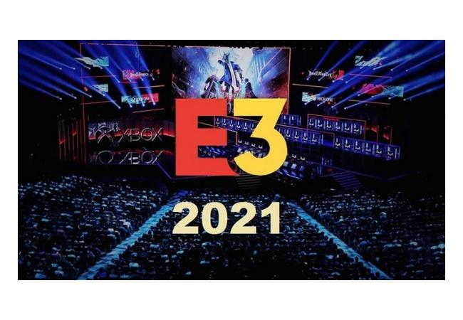 「E3 2021」、現地開催中止