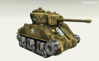 デフォルメ戦車MODで遊んでみた