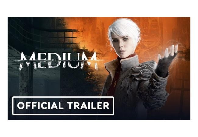 期待の新作ホラー「The Medium」12月10日にリリース決定!!