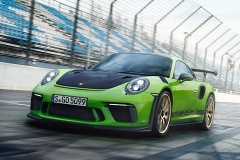 ポルシェ、2692万円の新型「911 GT3 RS」予約開始!