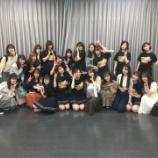 『【乃木坂46】伊藤かりん、ブログで切れてしまっていた山崎怜奈を入れた集合写真を公開!!!』の画像