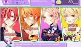 【ゲーム】  なんだこれ!? 日本から 「寿司がイケメンに擬人化した恋愛ゲーム」が スマフォアプリで登場。   海外の反応