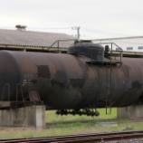 『放置貨車 タキ9900形タキ49982』の画像