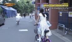 【乃木坂46】この自転車に乗ってる後ろ姿 小学生やん…