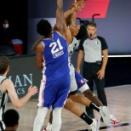 【NBA】SAS対PHI SAS奮起するも終盤で逆転される