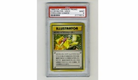 【任天堂】   最もレアな ポケモンカードが 海外オークションで 100,000.00ドル で出品されてる件。   海外の反応