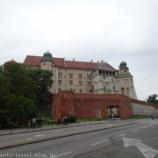 『ポーランド旅行記15 【世界遺産】名前がかっこよくて塔からの眺めが良いヴァヴェル城』の画像