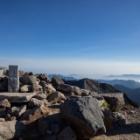『やっと再訪✨思い出たっぷり白山・2.702M』の画像