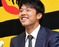 """阪神・才木""""松坂投法""""で先発ローテ守る! 来季25試合登板目標や"""