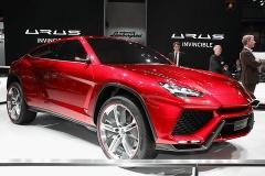 ランボルギーニ、高級SUV「URUS」を2018年に市場導入へ