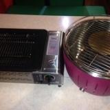 夏の焼肉ロースターのサムネイル