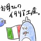 『🇮🇹お母さんのイタリア土産🇮🇹』の画像