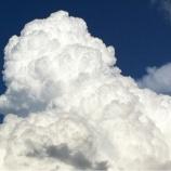 『(番外編)成長する入道雲』の画像