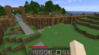 ピラミッド区の小島に家を追加