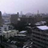 『(福岡)うっすらと雪』の画像