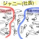 『SMAP解散の情報を流したのは飯島三智の対立派閥、メリー喜多川だった!【画像】』の画像