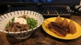 肉うどん作った(※画像あり)