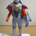 『ウルトラヒーローX 04 ウルトラマンエックス(ベムスターアーマー) レビューらしきもの』の画像