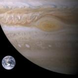 『木星ってマジで不気味だよな・・・』の画像