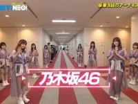 【乃木坂46】距離感www廊下で待機中のメンバーがコチラ!!!【HEY!HEY!NEO!】
