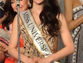 2014年ミス・ユニバース日本代表をご覧ください