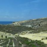 『マルタ旅行記36 大自然の奇跡、ゴゾ島で必見のアズール・ウィンドウ、青の洞門もあるよ』の画像