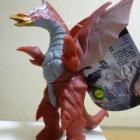 『ウルトラ怪獣500 62 超古代竜メルバ レビューらしきもの』の画像