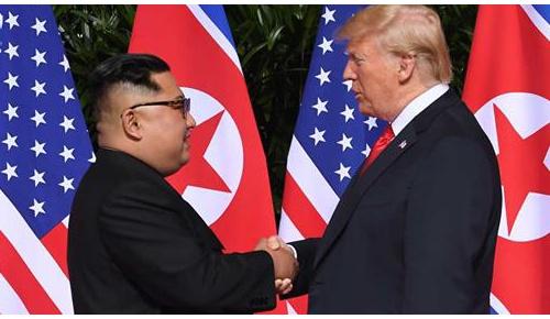 トランプと金正恩の初対面を見たアメリカ人の反応【米朝首脳会談】