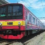 『Serpong線10連運用増発、ハエ26運用復帰他(2月15日)』の画像