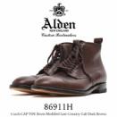 入荷 | ADLEN (オールデン) 86911H 6インチ カントリーカーフ 【DARK BROWN】