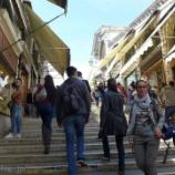 『イタリア ヴェネツィア旅行記10 混みまくりリアルト橋』の画像