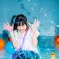 #青を見て体感温度をさげる . . #タオル回す為の曲  8...
