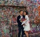 【画像】アメリカの有名観光スポット、ガムの壁が撤去される