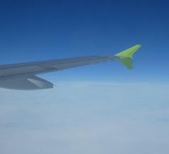 週末ウラジオストク その2 初めてのS7 airline。